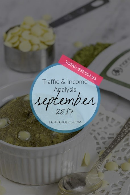 September 2017 Traffic & Income Analysis