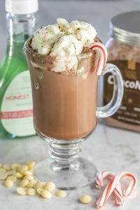 White Chocolate Peppermint Mocha