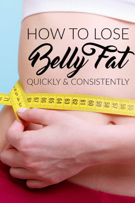 How to Lose Belly Fat Quickly and Consistently