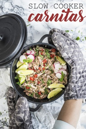 Keto Cuban Unwich with Slow Cooker Carnitas