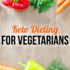Keto Dieting for Vegetarians