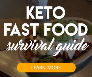 keto fast food survival guide