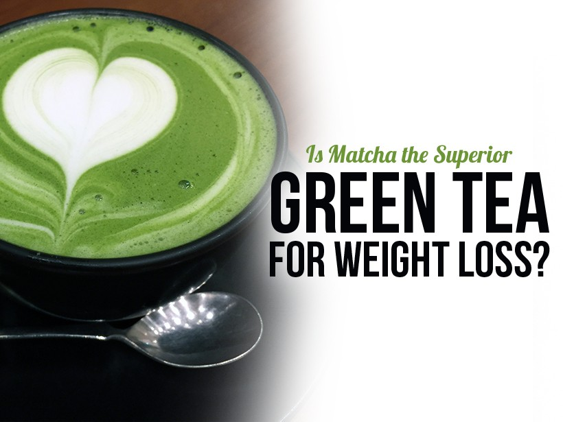Is Matcha The Superior Green Tea For Weight Loss