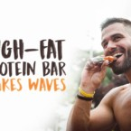 High-Fat Protein Bar Makes Waves