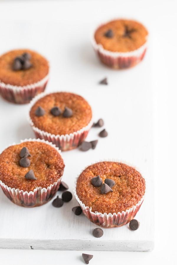 Chocolate Chip Pumpkin Muffins2