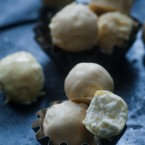 Eggnog Cheesecake Balls Recipe