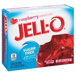 Keto Sugar-free Jello