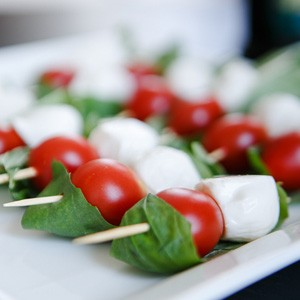 Keto Cherry Tomatoes