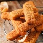 Crispy Baked Fish Sticks Recipe