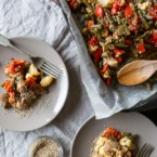 One-Pan Chicken Stir-Fry Recipe