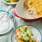 Cheesy Taco Pie Recipe