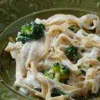 Miracle Noodle Broccoli Alfredo Recipe