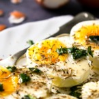 Herby Soft-Boiled Eggs Recipe