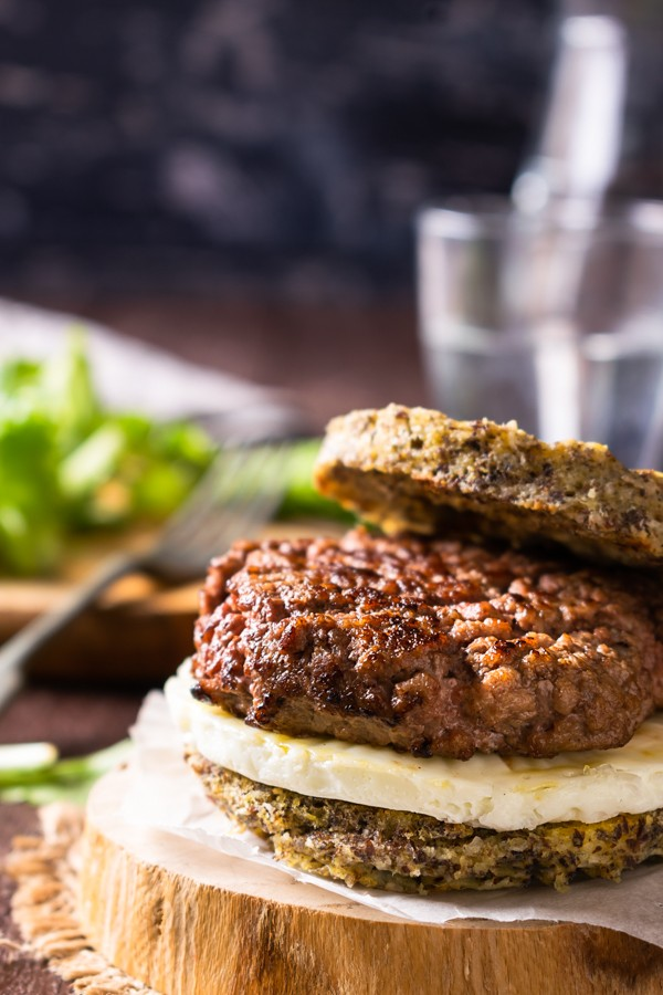 Low Carb Copycat Sausage Egg Muffin_2