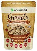 Keto Coconut Cashew Granola