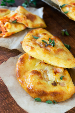 Low Carb Calzone